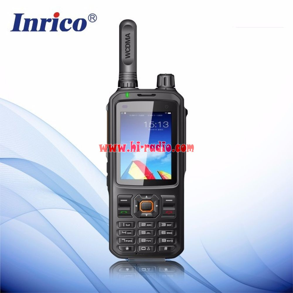 Inrico T320 4g LTE Mobile Public Network Radio with GPS