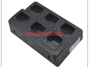 Multi Ways Smart 6 Units Universal Rapid Charger for Motorola GP328 HT1250,GP338, GP340,GP360, GP380, GP640