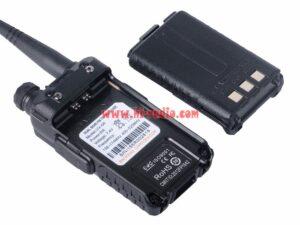 Dual Band Pofung BaoFeng UV-5R 8W 10km Long Range Portable Hunting Radio