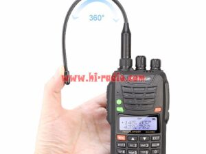 Wouxun Portable Dual Band Radio KG-UV6D 136-174MHz & 400-470MHz Professional FM Two-way Radio