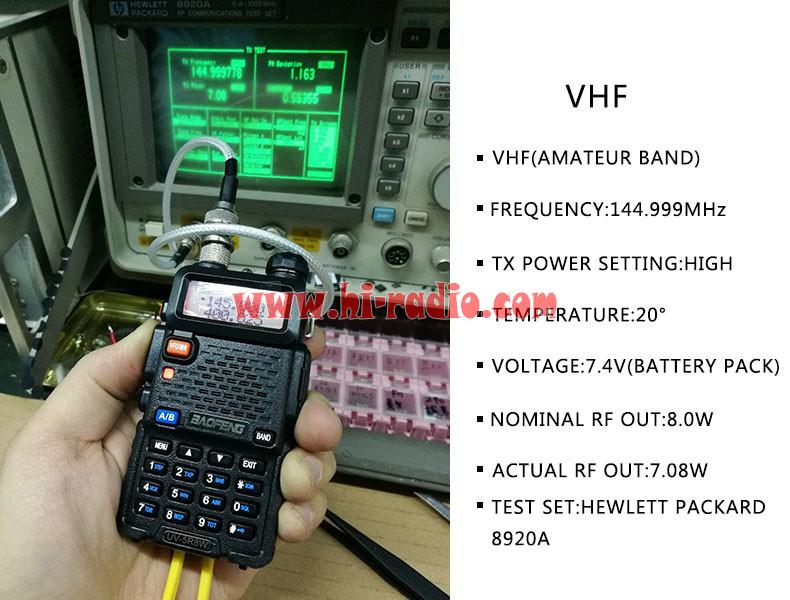 Upgrade Baofeng UV-5R 8W 3800mAh UV5R Portable Walkie Talkie 10KM Long  Range Two Way Radio 3 Antenna
