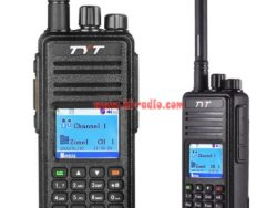 Anytone AT-D868UV Firmware 2 27 GPS DMR Dual-band Two Way