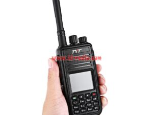Portable Digital Radio MD 380 Tytera TYT MD-380 DMR Walkie TalkieUHF VHF compatible with Motorola Digital Radio