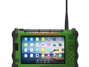 Rugged Waterproof Runbo P12 Tablet PC DMR Phone PDT POC MPT1327 UHF VHF PTT Analog Radio