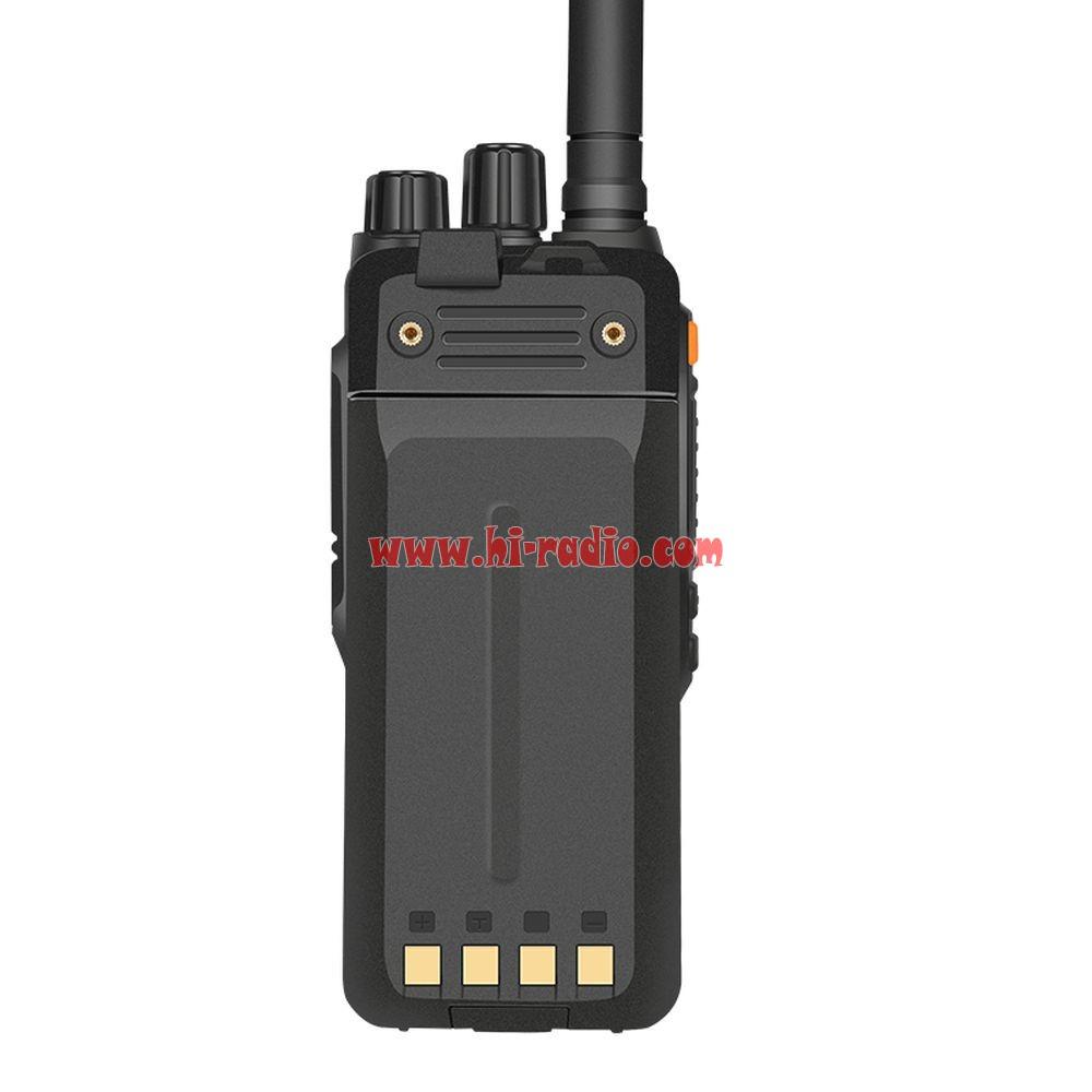 Zastone Zt 889g Gps 10w Vhf Uhf Dual Band Ham Radio For Explore Hunting Phone Radio Walkie Talkie