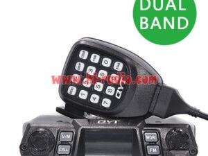 QYT KT-980Plus Dual Band Quad Standby Mobile Vehicle Radio