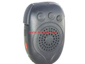 Radio Zello Phone Dual PTT Mix Talk Bluetooth Speaker Microphone Wandfu H4