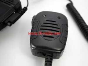 Runbo Mic Speaker Microphone for K1 M1 P12 DMR Analogue Radio Phone