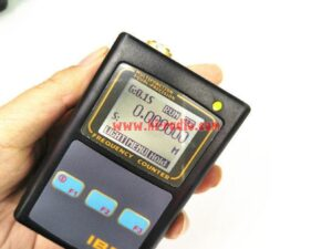 IBQ-102 Digital Radio Tester for Baofeng Yaesu Kenwood CB Frequency Counter