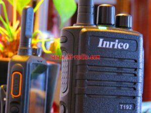 Inrico T192 Rugged Waterproof Zello Android Network Walkie Talkie