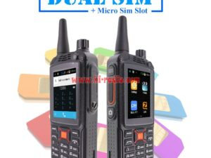 New Version F25 Plus Phone 4G LTE Zello PTT F25+ Android Walkie Talkie