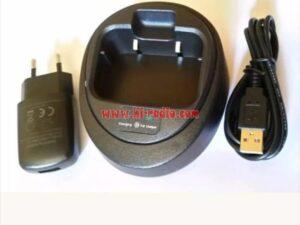 Network Radio 4G Zello Phone T320 Inrico T298s Charger Desktop Charging Dock