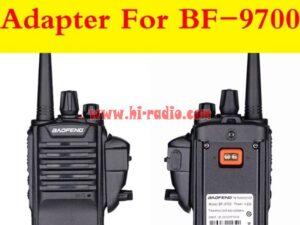 Baofeng UV-9R Plus Audio Adaptor for BF-9700 BF-A58 BF-UV9R Walkie Talkie