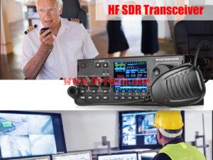 High Quality HF SDR Transceiver RS-978 SSB Ham Radio 3800mAh Battery Pack