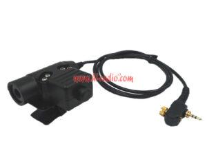 U94 PTT Headset Adaptor For MotorolaMTH800 MTP850 etc