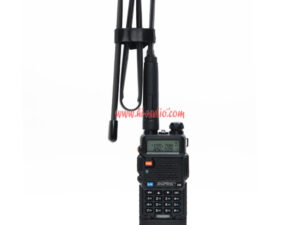Two Way Radio 72CM/28.3IN SMA-F Dual Band Foldable CS Tactical Antenna