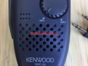 Kenwood SMC-34 Hand Microphone For TH-F6A TH-F7A TH-K20A Walkie Talkie