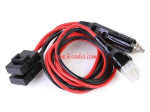 Car Cigarette Short Wave Power Supply Cord Cable 6pin for Yaesu FT-857D FT-897DICOMIC-725A IC-706 Radio