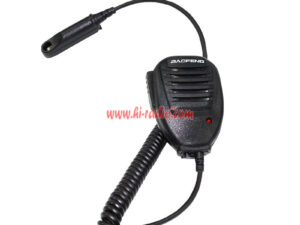 Speaker Microphone for Baofeng UV-9R Plus BF-9700 A58 GT-3WP UV-82WP Walkie Talkie