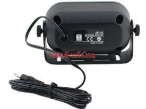 ICOMSP-35 5W ExternalSpeaker Mic 2 M Cable for icom IC-2820H IC-F7000 IC-F8100 IC-F9510 IC-2300H
