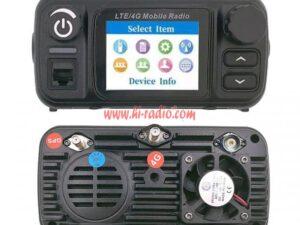 YANTON TM-7700D Dual Band 4G LTE 25W SIM Card POC Network Mobile Radio Phone
