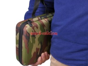 Handheld Walkie Talkie Camouflage Hunting Carring Bag Handbag