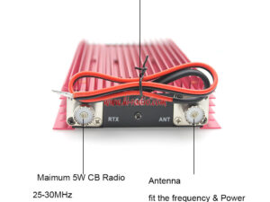 BaoJie BJ-200 50W CB Radio Power Amplifier