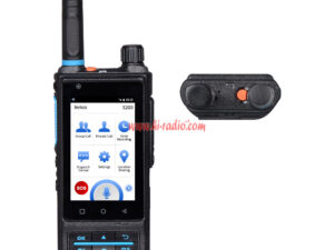 Inrico S200 4G POC Network Radio with 3.1 inch Screen