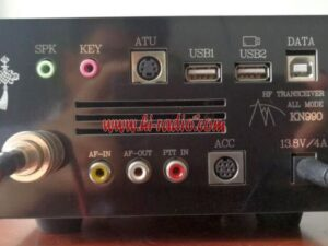 English KN-990 DSP Amateur Radio Transceiver 2020 KP990 Short Wave Power Amplifier Upgrade Ver