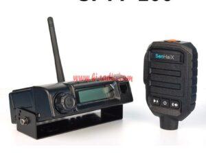 2020 SenHaiX SPTT-100 Mobile Network Radio 4G Rugged IP  Nationwide Long-Range Real ptt platform