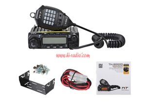 Latest Version TYT TH9000D Long Range 60W/45W Mobile Radio